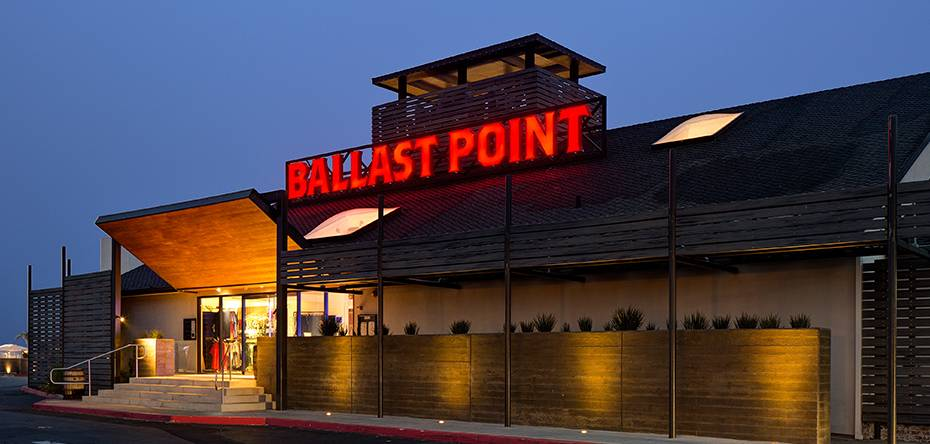 Ballast Point Brewery Long Beach Ca Photo 1