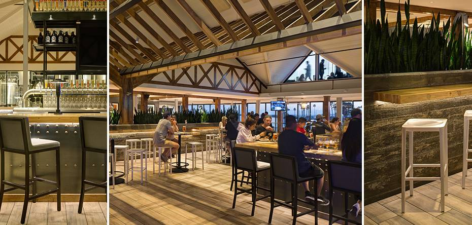 Hospitality Ballast Point Brewery Long Beach Ca