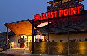 Ballast Point Brewery, Long Beach, CA
