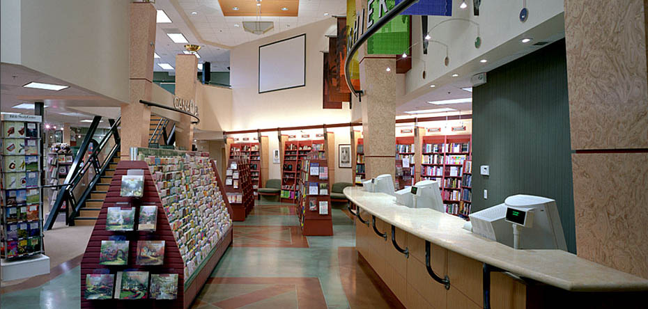 Commercial In The Word Bookstore Rancho Bernardo Ca