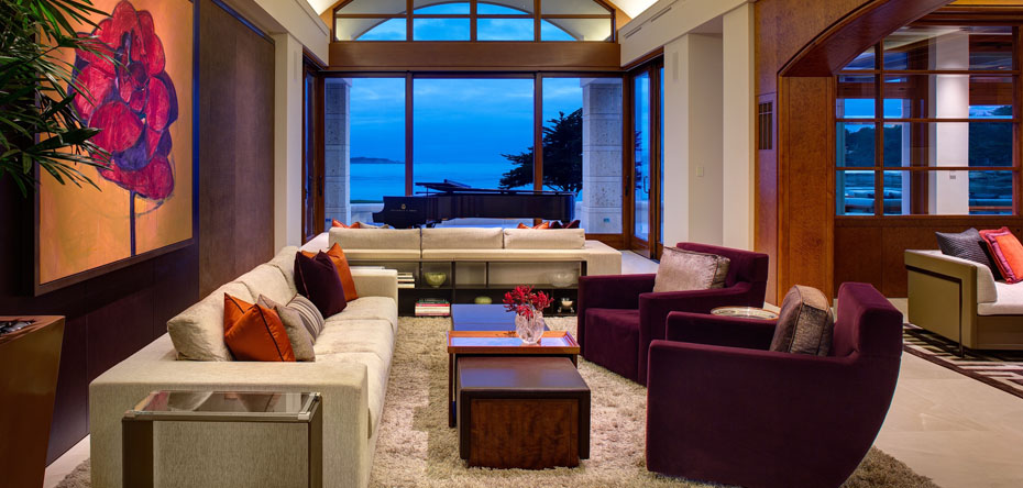 Private Residence, Monterey Peninsula, CA - Photo 1b