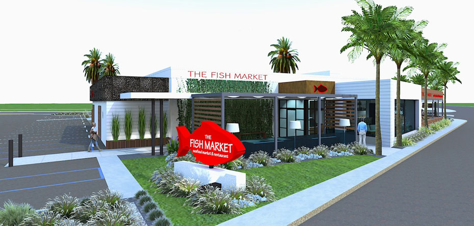The Fish Market, Del Mar, CA - Photo 1