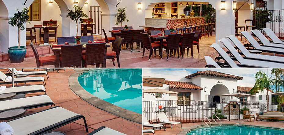 Hospitality triada hotel palm springs